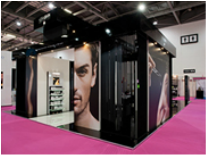 L'Oreal Exhibition Stand Design